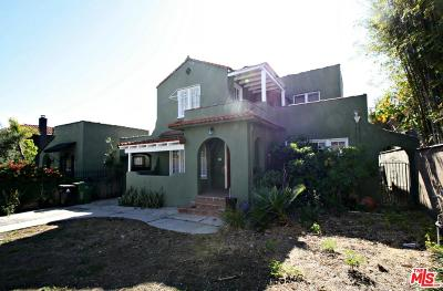 Los Angeles County Single Family Home For Sale: 107 South Larchmont