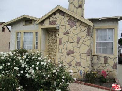 Single Family Home For Sale: 6726 3rd Avenue