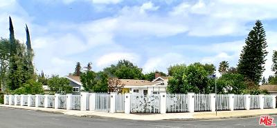 Tarzana Single Family Home For Sale: 19123 Collins Street