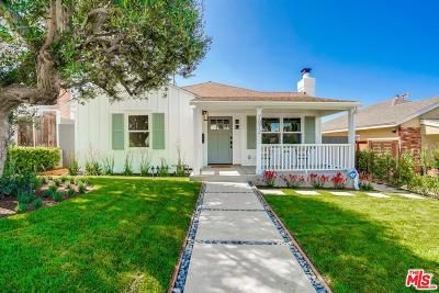 Single Family Home For Sale: 7072 West 85th Street