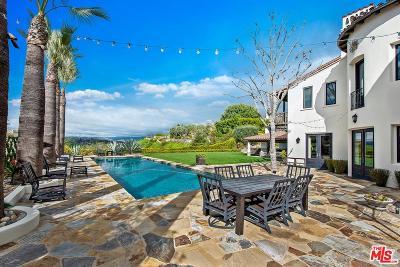 Calabasas CA Single Family Home For Sale: $3,995,000