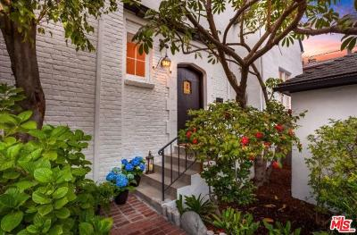 Los Angeles CA Single Family Home For Sale: $1,849,000