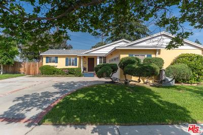 North Hollywood Single Family Home For Sale: 6256 Fulcher Avenue