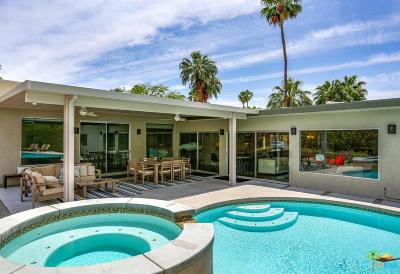 Palm Springs Single Family Home For Sale: 1060 East Marshall Way