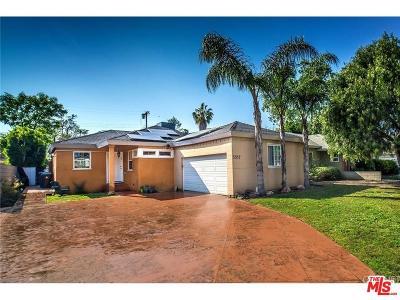 Sherman Oaks Single Family Home For Sale: 5517 Willis Avenue