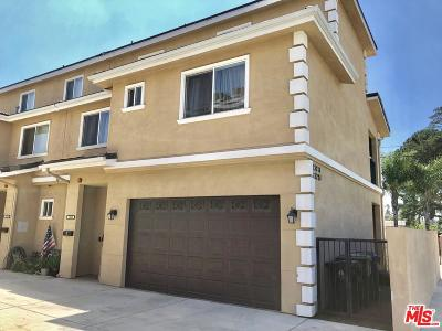 Van Nuys Condo/Townhouse For Sale: 13224 Rose Angel Lane
