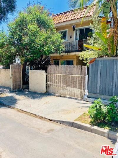 Los Angeles County Residential Income For Sale: 1025 Pleasantview Avenue