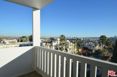 West Hollywood Rental For Rent: 999 North Doheny Drive #409