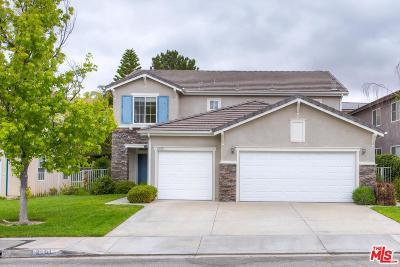 Stevenson Ranch Single Family Home Active Under Contract: 26013 Ohara Lane