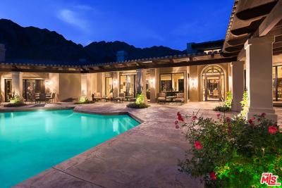 La Quinta Single Family Home For Sale: Loma Vista