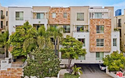 Los Angeles County Condo/Townhouse Active Under Contract: 1430 South Beverly Glen #204