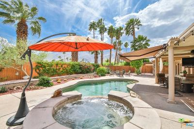 Palm Springs Single Family Home For Sale: 917 East El Cid