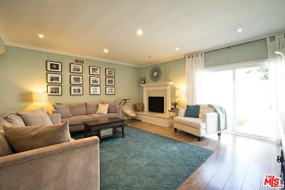 Sherman Oaks Single Family Home Active Under Contract: 5422 Sunnyslope Avenue