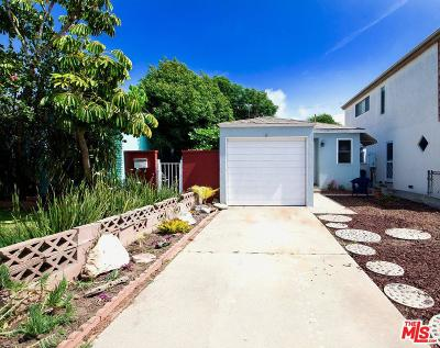 Single Family Home For Sale: 12520 Short Avenue