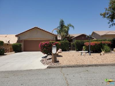 Desert Hot Springs Single Family Home For Sale: 13387 Quinta Way