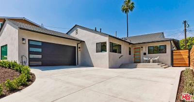 Los Angeles County Single Family Home Active Under Contract: 5945 Blairstone Drive