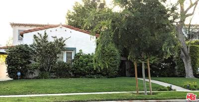 Beverly Hills Single Family Home For Sale: South Peck Drive