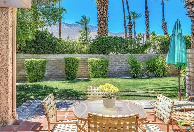 Palm Springs Condo/Townhouse For Sale: 851 North Calle De Flora Vista