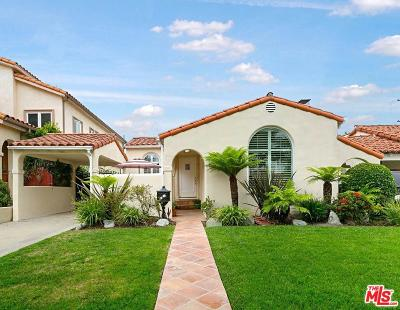 Beverly Hills Single Family Home For Sale: 427 South Swall Drive