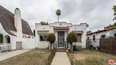 Los Angeles County Single Family Home For Sale: 810 North Spaulding Avenue