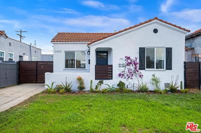 Los Angeles Single Family Home For Sale: 6055 4th Avenue