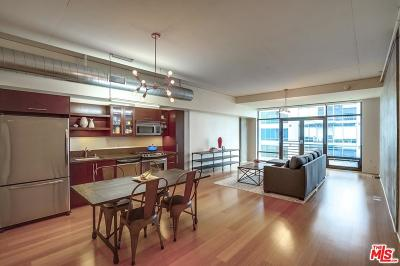 Los Angeles Condo/Townhouse Active Under Contract: 1111 South Grand Avenue #1105