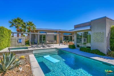 Palm Springs Single Family Home Active Under Contract: 3018 North Avenida Caballeros