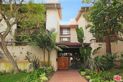 Los Angeles County Condo/Townhouse Active Under Contract: 8515 Falmouth Avenue #406