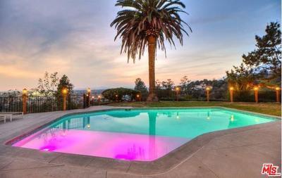 Pasadena Single Family Home For Sale: 1105 Mesita Road