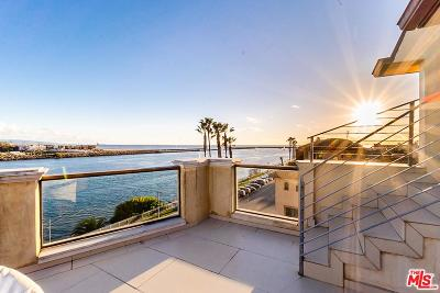 Marina Del Rey Single Family Home For Sale: 119 Via Marina