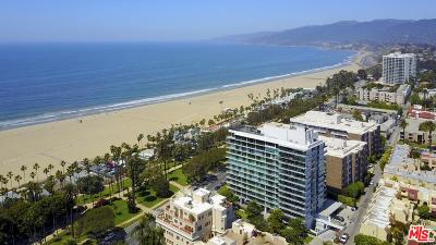 Los Angeles County Condo/Townhouse For Sale: 535 Ocean Avenue #1C