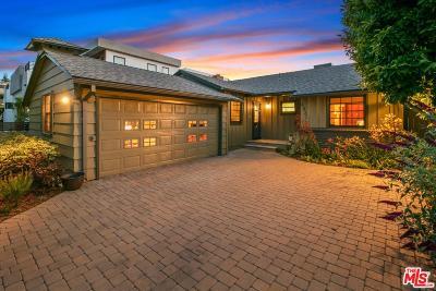 Sherman Oaks Single Family Home Active Under Contract: 4837 Sylmar Avenue
