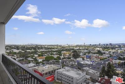 West Hollywood Rental For Rent: 1100 Alta Loma Road #1008