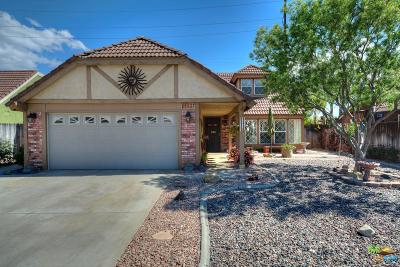 Riverside County Single Family Home Active Under Contract: 25537 Margaret Avenue
