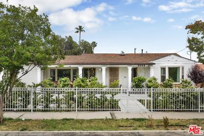 North Hollywood Single Family Home For Sale: 8058 Troost Avenue