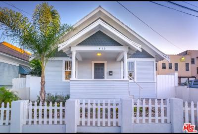 Los Angeles County Single Family Home For Sale: 450 West 11th Street