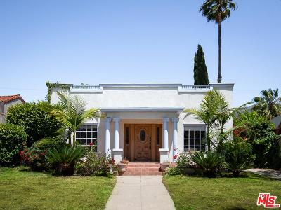 Los Angeles County Single Family Home For Sale: 414 North Lucerne