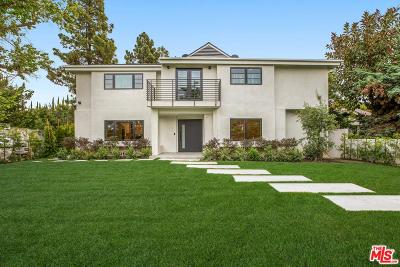 Los Angeles Single Family Home For Sale: 602 South Lucerne Boulevard
