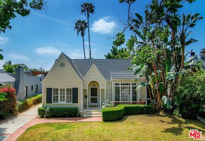 Los Angeles County Single Family Home For Sale: 741 North Martel Avenue
