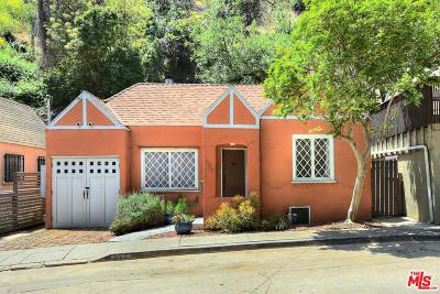 Los Angeles Single Family Home Active Under Contract: 371 Museum Drive