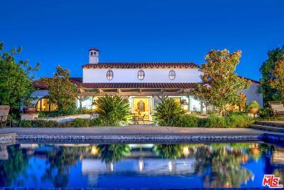 Calabasas CA Single Family Home For Sale: $3,775,000