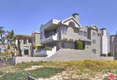 Marina Del Rey Single Family Home Active Under Contract: 5109 Via Donte