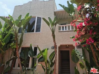 West Hollywood Residential Income For Sale: 1033 North La Jolla Avenue