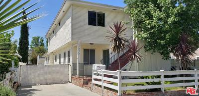 North Hollywood Single Family Home For Sale: 10910 Hesby Street