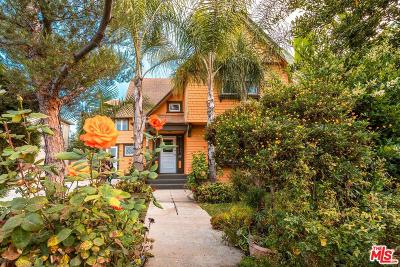 Mid Los Angeles (C16) Single Family Home For Sale: 1782 West 25th Street