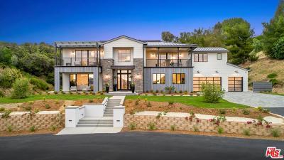 Calabasas CA Single Family Home For Sale: $4,650,000