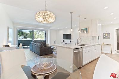 Los Angeles Condo/Townhouse For Sale: 7250 Franklin Avenue #605