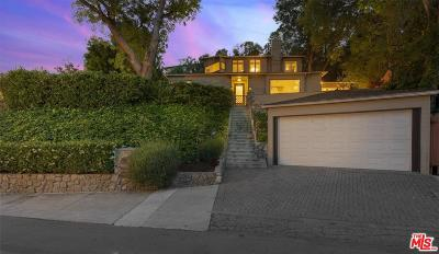 Sherman Oaks Single Family Home For Sale: 13480 Contour Drive