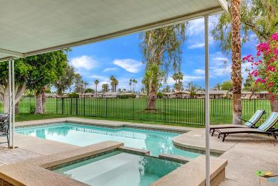 Riverside County Single Family Home Active Under Contract: 77235 Michigan Drive
