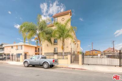 Mid Los Angeles (C16) Condo/Townhouse For Sale: 1321 South Berendo Street #A